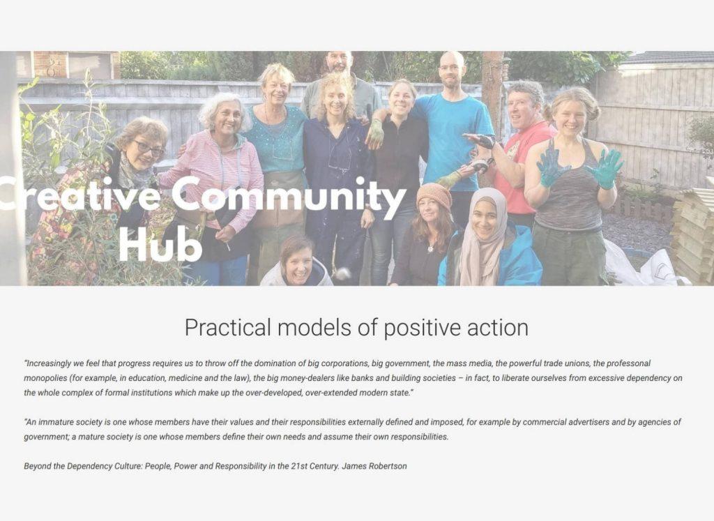 Creative Community Hub