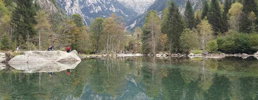 A Day Walk in Val Masino (Lecco) – Sept-Oct 2019