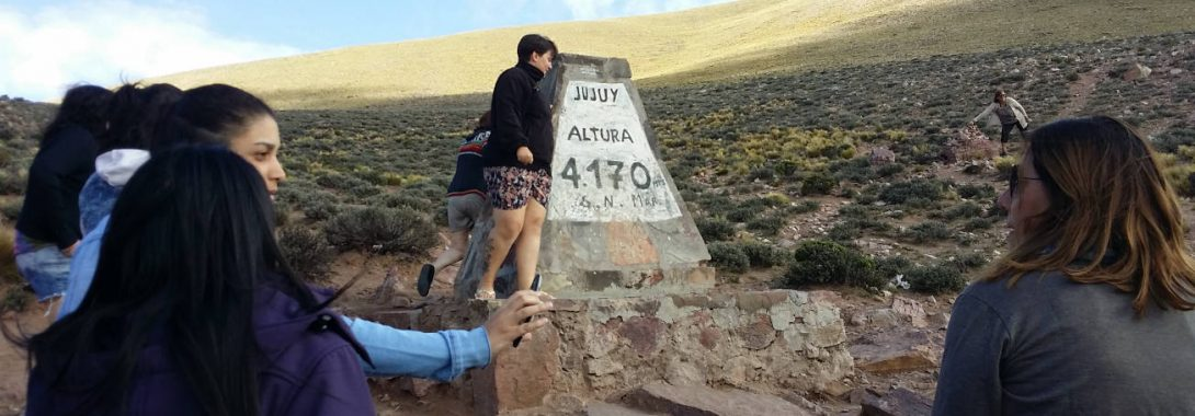Cuesta del Lipán and the Salines